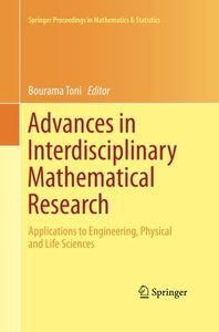 Advances in Interdisciplinary Mathematical Research-cover