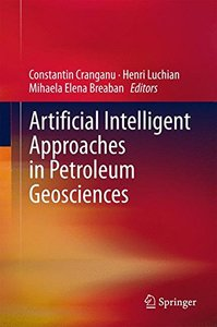 Artificial Intelligent Approaches in Petroleum Geosciences-cover