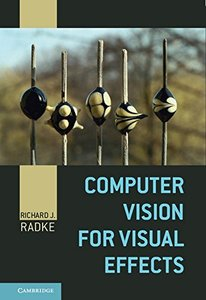 Computer Vision for Visual Effects-cover