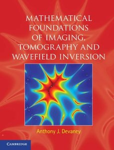 Mathematical Foundations of Imaging, Tomography and Wavefield Inversion-cover
