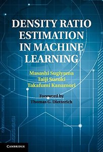 Density Ratio Estimation in Machine Learning-cover