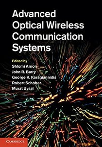 Advanced Optical Wireless Communication Systems-cover