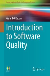 Introduction to Software Quality (Undergraduate Topics in Computer Science)-cover
