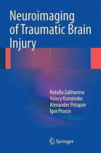 Neuroimaging of Traumatic Brain Injury-cover