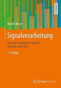 Signalverarbeitung: Analoge und digitale Signale, Systeme und Filter (German Edition)-cover