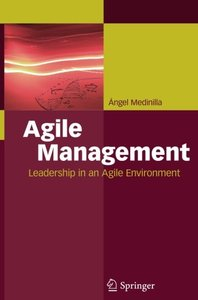 Agile Management: Leadership in an Agile Environment-cover
