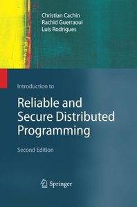 Introduction to Reliable and Secure Distributed Programming-cover