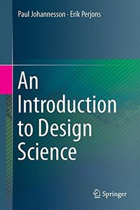An Introduction to Design Science-cover