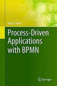Process-Driven Applications with BPMN-cover