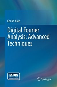 Digital Fourier Analysis: Advanced Techniques-cover