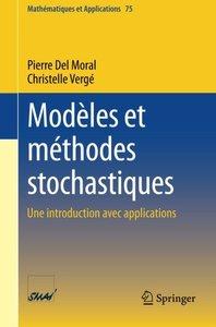 Modèles et méthodes stochastiques: Une introduction avec applications (Mathématiques et Applications) (French Edition)-cover