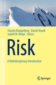 Risk - A Multidisciplinary Introduction-cover