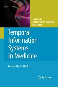Temporal Information Systems in Medicine-cover