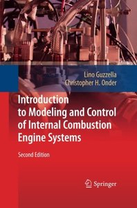 Introduction to Modeling and Control of Internal Combustion Engine Systems-cover