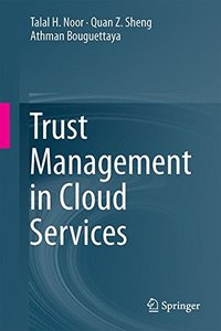 Trust Management in Cloud Services-cover