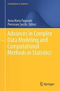 Advances in Complex Data Modeling and Computational Methods in Statistics (Contributions to Statistics)-cover
