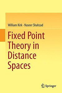 Fixed Point Theory in Distance Spaces-cover