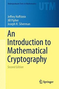An Introduction to Mathematical Cryptography (Undergraduate Texts in Mathematics)-cover
