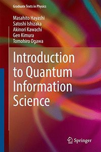 Introduction to Quantum Information Science (Graduate Texts in Physics)-cover