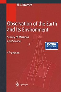 Observation of the Earth and Its Environment: Survey of Missions and Sensors-cover