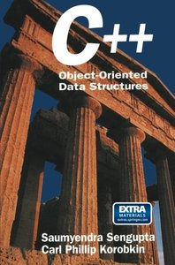 C++: Object-Oriented Data Structures-cover