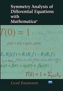 Symmetry Analysis of Differential Equations with Mathematica®-cover