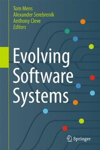 Evolving Software Systems-cover