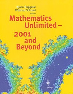Mathematics Unlimited - 2001 and Beyond-cover