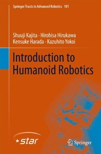 Introduction to Humanoid Robotics (Springer Tracts in Advanced Robotics)-cover