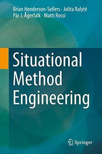 Situational Method Engineering-cover