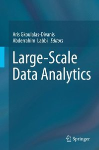 Large-Scale Data Analytics-cover