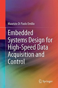 Embedded Systems Design for High-Speed Data Acquisition and Control-cover