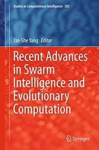 Recent Advances in Swarm Intelligence and Evolutionary Computation (Studies in Computational Intelligence)-cover