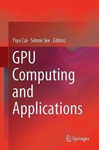 GPU Computing and Applications-cover