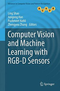 Computer Vision and Machine Learning with RGB-D Sensors (Advances in Computer Vision and Pattern Recognition)-cover