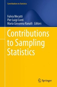 Contributions to Sampling Statistics (Contributions to Statistics)-cover