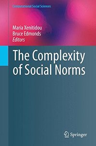 The Complexity of Social Norms (Computational Social Sciences)-cover