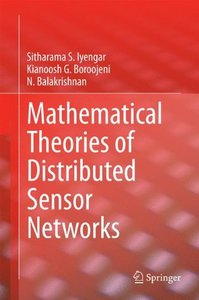 Mathematical Theories of Distributed Sensor Networks-cover
