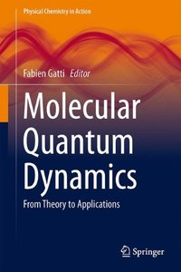 Molecular Quantum Dynamics: From Theory to Applications (Physical Chemistry in Action)-cover