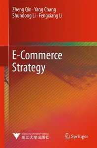 E-Commerce Strategy (Advanced Topics in Science and Technology in China)-cover