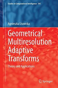 Geometrical Multiresolution Adaptive Transforms: Theory and Applications (Studies in Computational Intelligence)-cover