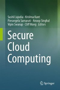 Secure Cloud Computing-cover