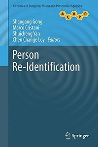 Person Re-Identification (Advances in Computer Vision and Pattern Recognition)-cover