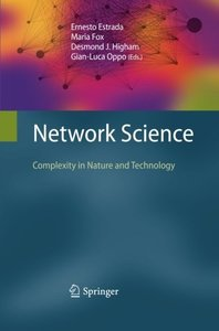 Network Science: Complexity in Nature and Technology-cover