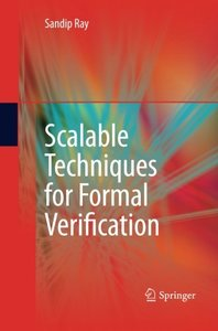 Scalable Techniques for Formal Verification-cover