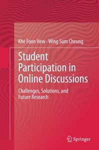 Student Participation in Online Discussions: Challenges, Solutions, and Future Research-cover
