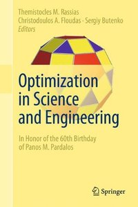 Optimization in Science and Engineering: In Honor of the 60th Birthday of Panos M. Pardalos-cover