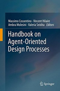 Handbook on Agent-Oriented Design Processes-cover