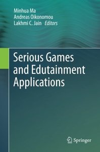 Serious Games and Edutainment Applications-cover