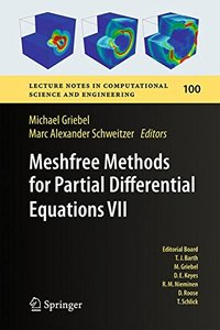 Meshfree Methods for Partial Differential Equations VII (Lecture Notes in Computational Science and Engineering)-cover